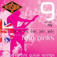 ROTOSOUND R9 STRINGS NICKEL SUPER LIGHT