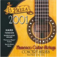 La Bella 2001 Flamenco Hard Tension