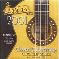 La Bella 2001 Flamenco Light (Medium, Hard) Tension