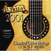 La Bella 2001 Light (Medium, Hard) Tension