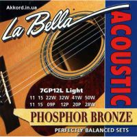 La Bella 7GP12L Light